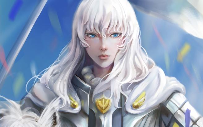 griffith-berserk-white-hair-blue-eyes-anime-14027