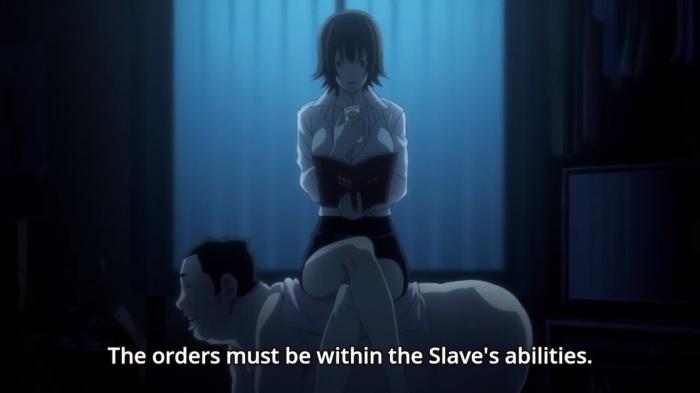 Doreiku Slave Human Chair