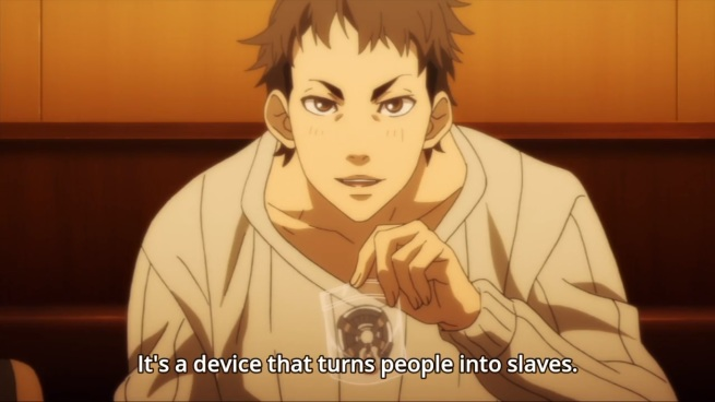 Its a device that turns people into slaves screenshot