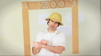 Hi welcome to the zoo