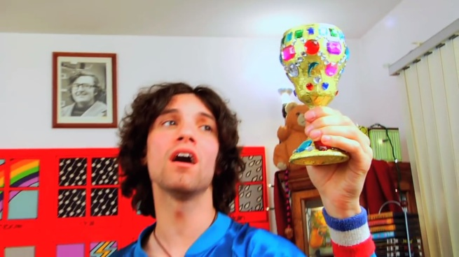 The Sacred Chalice