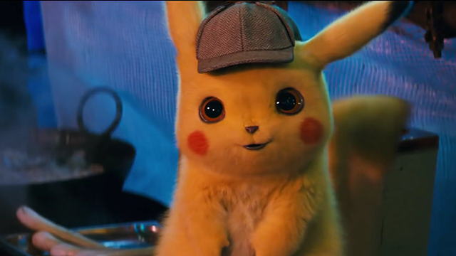 Detective Pikachu – Simply A Good Time